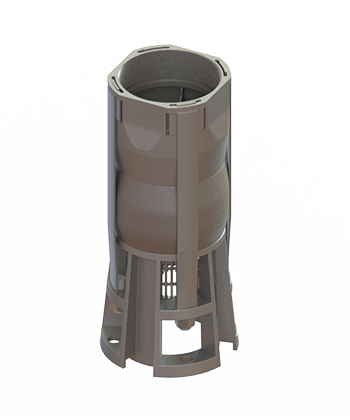 SP-7701 Deep Well Submersible Pump