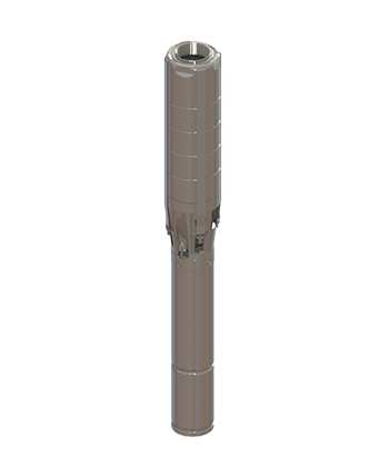 SP-1704 Deep Well Submersible Pump