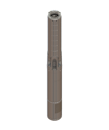 SP-1006 Deep Well Submersible Pump