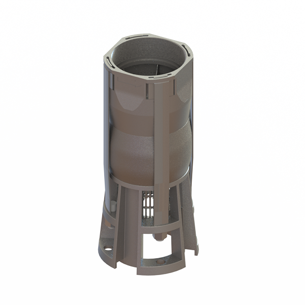 SP-7701 Submersible Deep Well Pump